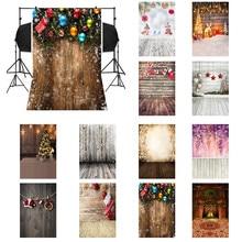 Рождественский Виниловый фон 3x5 футов для студийной фотосъемки реквизит для фотосъемки