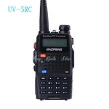 baofeng UV-5RC VHF UHF 5W Twin Band Transportable two approach ham radio amador FM VOX walkie talkie pofung UV 5RC Ham Beginner transceiver