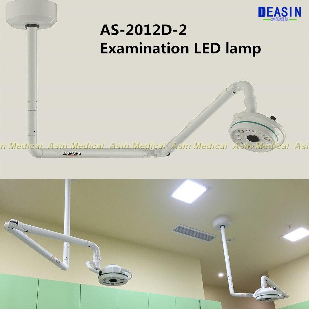 NOVA 36 W Teto LED Exame Médico Cirúrgica Luz Lâmpada Shadowless Dental 360 Rotação CE