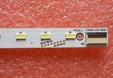 Para 100% nova V390HJ1 LE1 barra de luz V390HK1 LS5 TREM4 «/d069457 1 peça = 48 luz