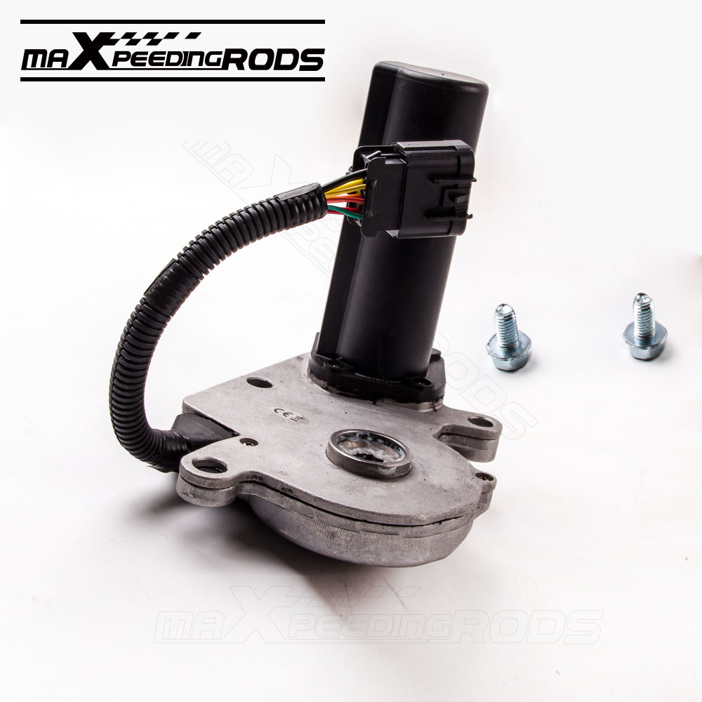 For Chevrolet GMC SUV with RPO Code NP84WD Transfer Case Shift Motor Encoder