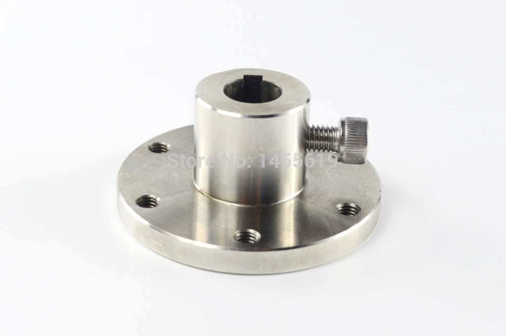 12mm Stainless Steel Key Hub shaft coupling 18030 compact klom stainless steel key check blue