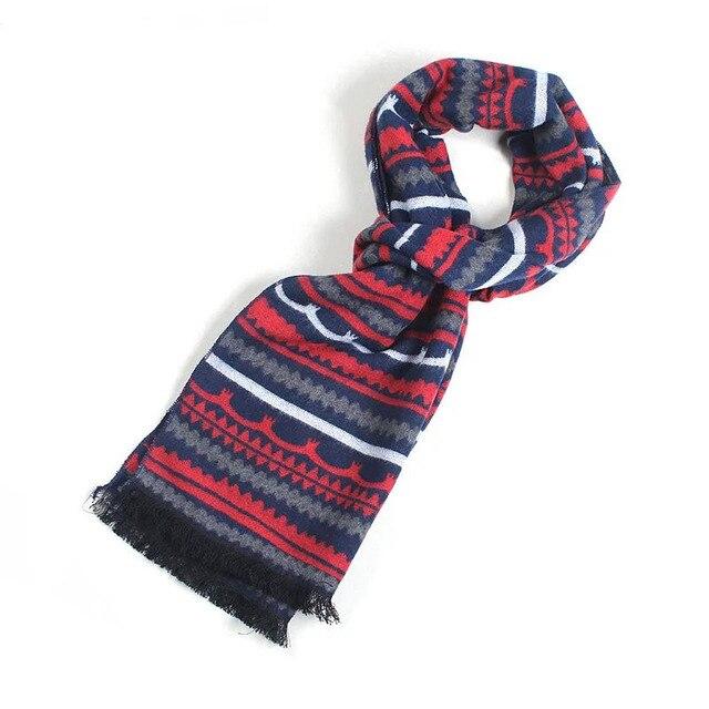 Luxury Brand Дизайнер 2016 Клетчатой Кашемировый cachecol Мужчины Дизайн уютный теплый длинный шарф шарфы и палантины пончо и накидки