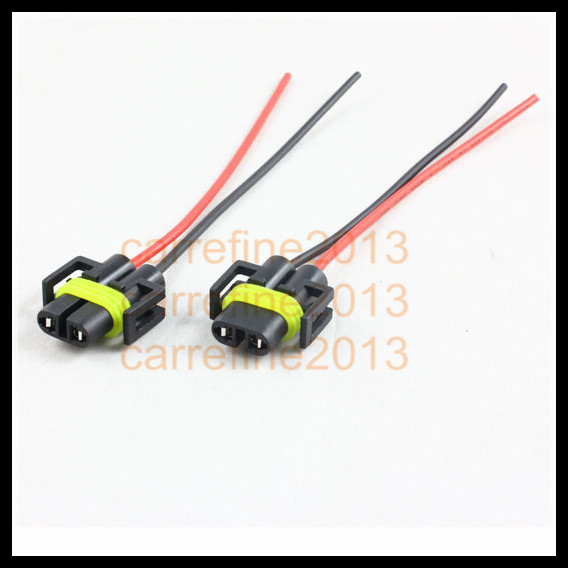 online get cheap 880 bulb socket aliexpress com alibaba group 889 880 881 extended wiring harness socket connector for fog driving lights 880 881 889 wire