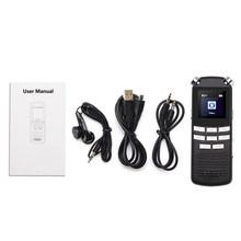 HD DVR цифровая камера диктофон USB MP3 диктофон цифровой Аудио Диктофон DVR 720P микрофон