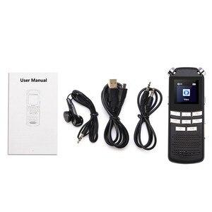 Image 1 - Hd dvr câmera digital gravador de voz usb mp3 ditaphone gravador de voz de áudio digital DVR 720P microfone