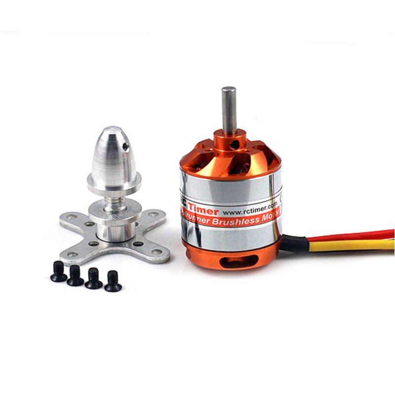 RCtimer 2836 1500KV Brushless Motor For Multicopter in High Quality