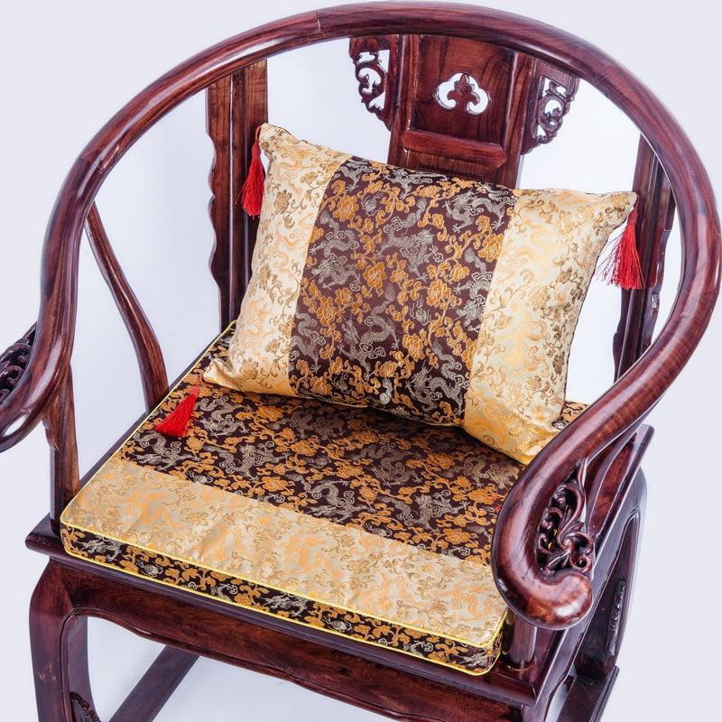Luxury Vintage Jacquard Decorative Cushion Covers For Sofa
