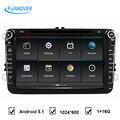 Новый OEM Автомобильный Радиоприемник Для VW 8 дюймов Двойной 2 Дин мультимедиа Плеер GPS Навигация Dvd-плеер Автомобиля Аудио Стерео Авто Головное устройство