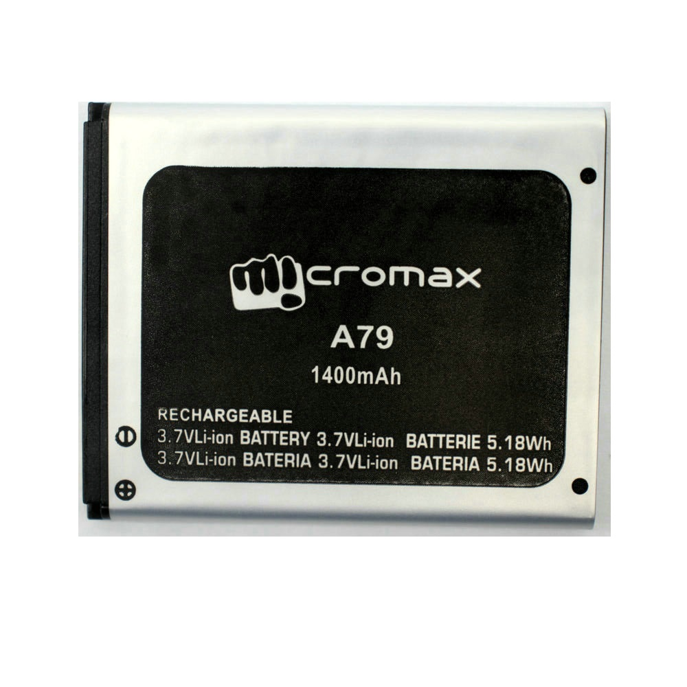 New Replacement Battery For Micromax A79 A 79 Mobile Cell Phone Battery Batteria Charger Parts Accumulator
