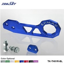 Billet Aluminium Rear Tow Hook Universalcar such as for Skyline 200SX R33 S13 S14 TK-TH01R(China)