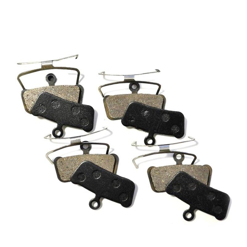 Catazer полу металлический диск велосипед тормозные колодки AVID/SRAM XO TRAIL четырех пар Бесплатная доставка