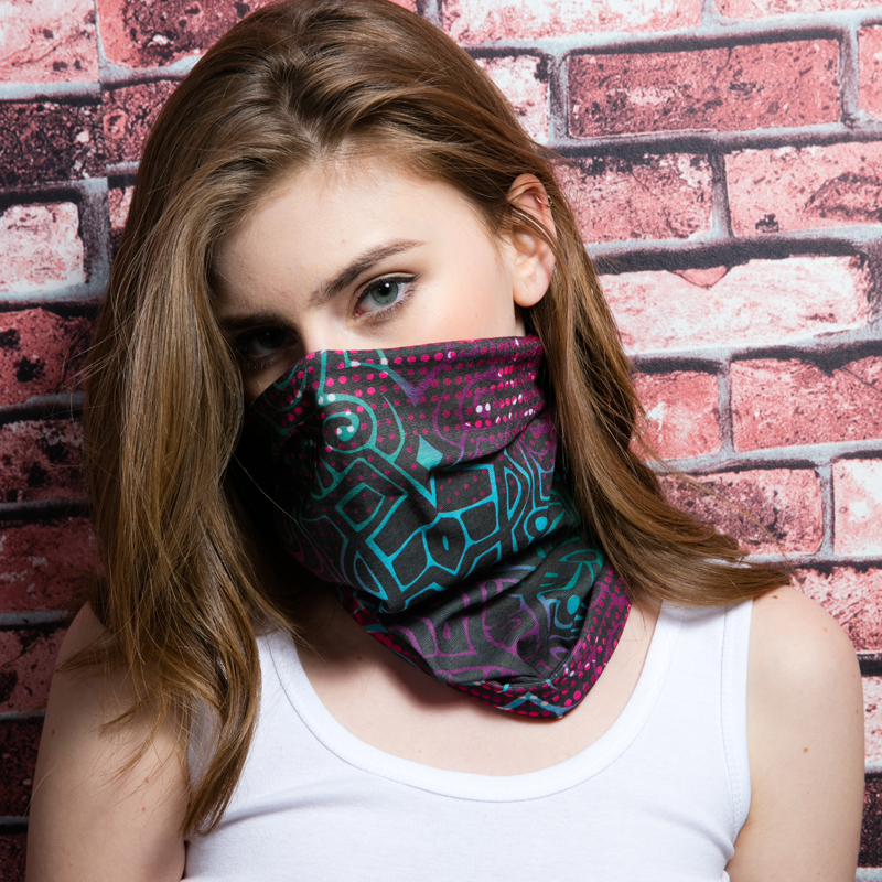 Unisex Outdoor Sports Magic Headband Cycling Bicycle Mask Neck Warmer Riding Hiking Face Mask Head Scarf Scarves Bandana Mask