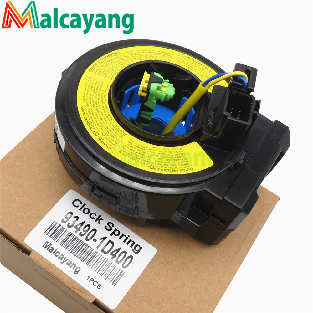 New 93490-1D400 Spiral Cable Clock Spring Airbag for Kia Carens Rondo 2006-2012