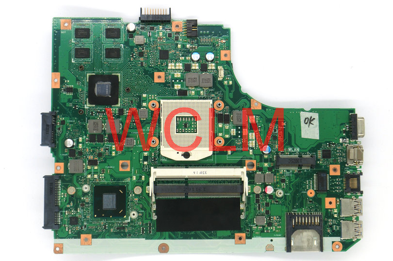 free shipping brand original K55V A55V R500V K55VD motherboard MAIN BOARD REV 3.1 69N0M7M18B04 N13M-GE1-S-A1 100% Tested free shipping new brand original u30sd laptop motherboard main board rev 2 0 60 n3zmb1300 a19 n12p gv s a1 100