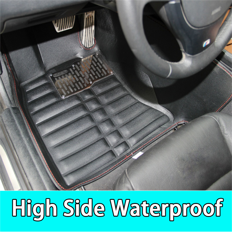 SUNNY FOX Car floor mats for Toyota Land Cruiser Prado 150 120 Corolla 5D all weather car styling carpet floor liners(2002-)SUNNY FOX Car floor mats for Toyota Land Cruiser Prado 150 120 Corolla 5D all weather car styling carpet floor liners(2002-)