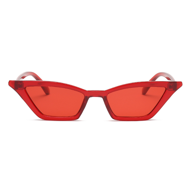 Small Cat Eye Sunglasses for High Class Ladies