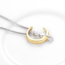 Moon Cat Necklace