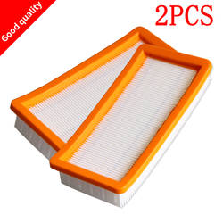 2 шт./лот хорошее качество hepa фильтр для karcher DS5500 DS6000 DS5600 DS5800 робот пылесос запчасти 6,414-631,0 hepa фильтры