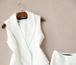 Image 3 - جديد الكورية 2 قطعة مجموعات ملابس النساء sweatsuit للمرأة الملابس مجموعة تويد القطيفة بلون حجم كبير مجموعة ملابس النساء