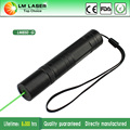 Laser 850 50mW Green Laser Pointer Adjustable Focal Length with Yellow Packing box Without Battery