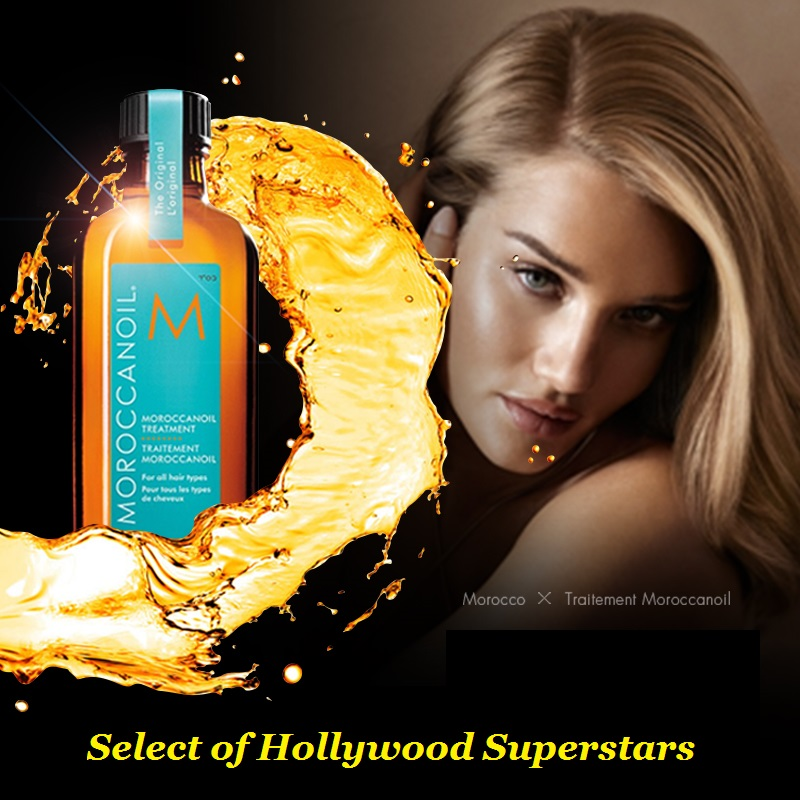 Moroccan Oil Oil Treatment For All Hair Types conditioner leaving hair smooth manageable and nourished Moisturizing