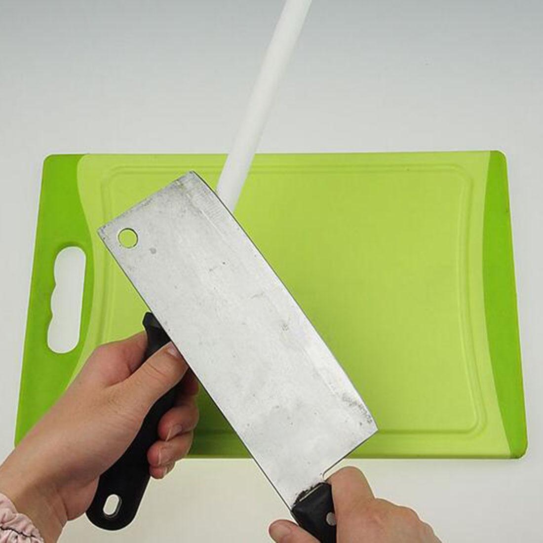 Nueva fantastic óxido de aluminio Rod afilador con mango ABS afilado ...
