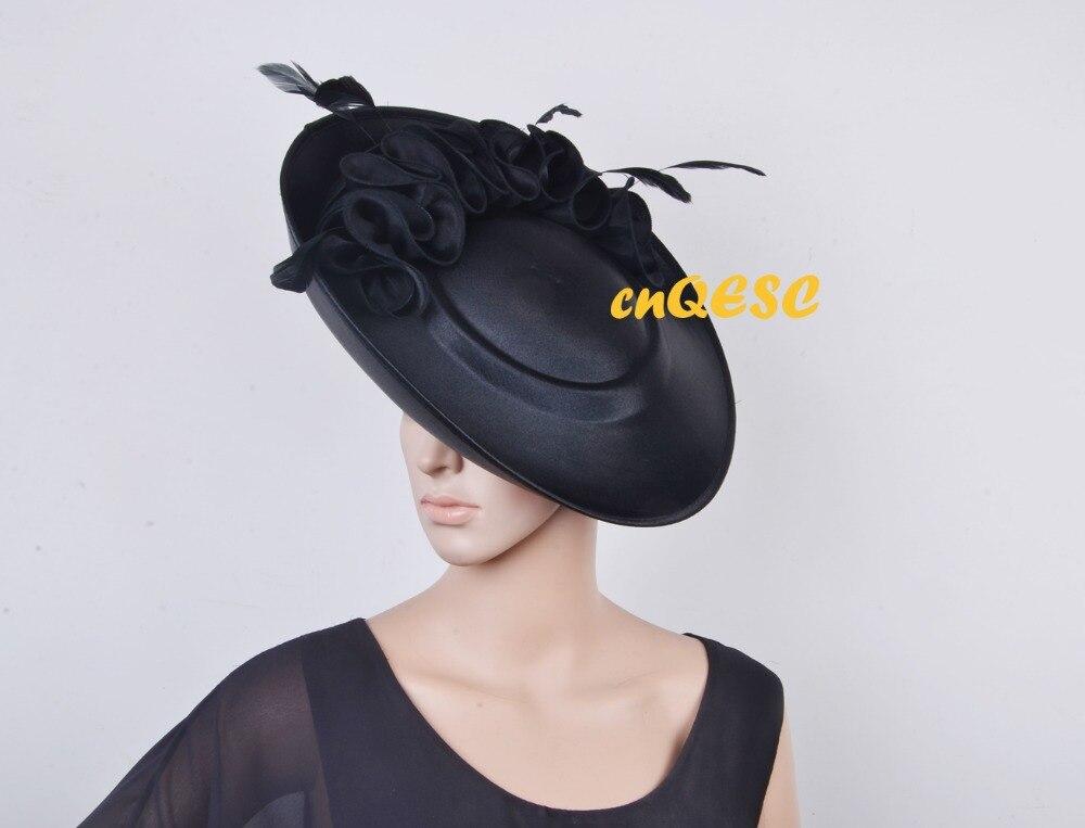Commercio-all-ingrosso-Nude-rosa-di-ARRIVO-Grande-raso-Opaco-fascinator- sinamay-cappello-di-vestito-Convenzionale.jpg bbcf14d53554