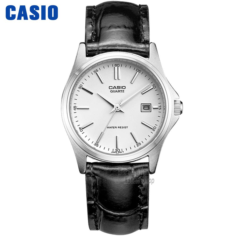 Casio watch Fashion simple pointer waterproof quartz ladies watch LTP-1183E-7A LTP-1183Q-7A LTP-1183Q-9A LTP-1183A-1A casio watch fashion casual quartz needle steel watch ltp 1359rg 7a ltp 1359sg 7a