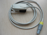 Oximeter Probe SPO2 Sensor 5 Pin Port Adult Infant Pediatric Veterinary Use for CONTEC CMS60C CMS60D 1.5 Meters Long