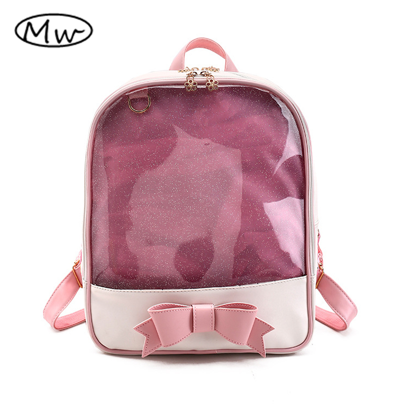 Popular Clear Backpacks-Buy Cheap Clear Backpacks lots from China ...