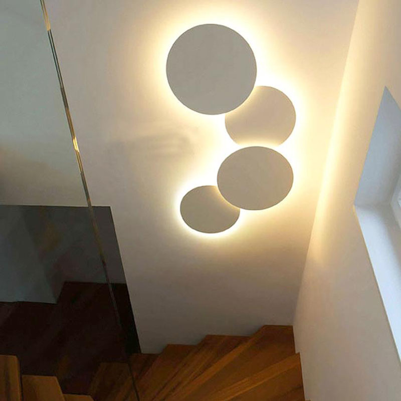 b0a77b0e9231 Алюминий бра Крытый декоративные настенные светодиодный светильник  настенный углу с подсветкой пути света применяются для столовой ТВ стеныUSD  13.43 piece ...