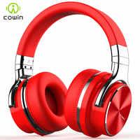 Cowin E7-PRO ANC Bluetooth Kopfhörer Drahtlose Aktive Noise Cancelling Kopfhörer Bluetooth headset mit Mikrofon für handys