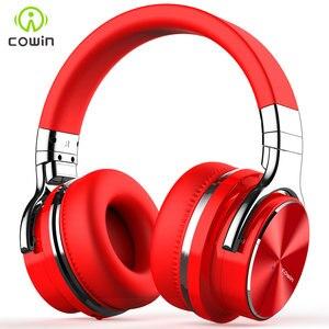 Image 1 - 共同受賞 E7 PRO ANC Bluetooth ヘッドフォンワイヤレスアクティブノイズキャンセリングヘッドホン Bluetooth ヘッドセットマイク