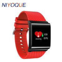 NIYOQUE X9 Pro Colorful Screen Smart Band Fitness Bracelet Blood Pressure Heart Rate Monitor Wristband Pedometer