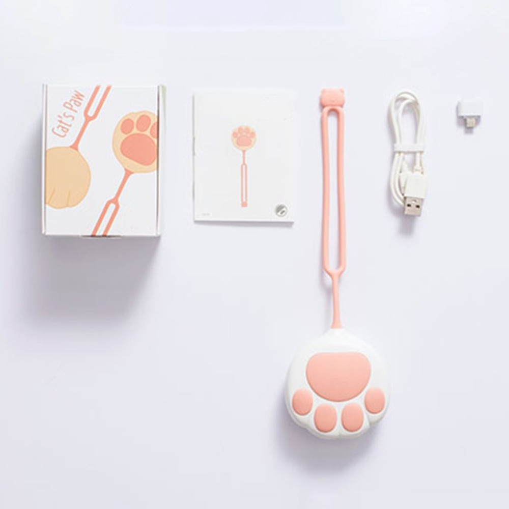 Mini Cat Palm Handy Warmer Hand Heater USB Chargeable Mobile Power Charging Hand Heater Portable Winter Warm Baby Heating Pad