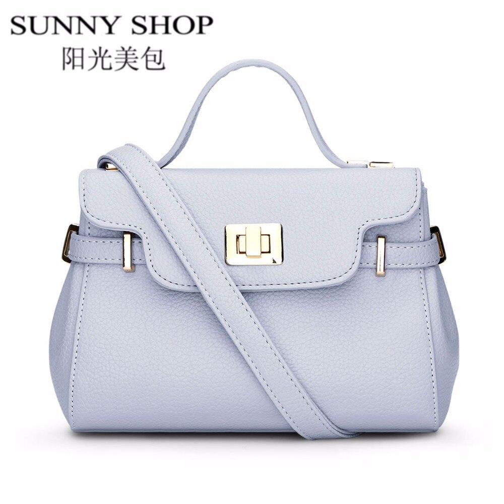 Sunny shop bolsos de diseño bolsos de mujer 2017 las mujeres bolsas de mensajero