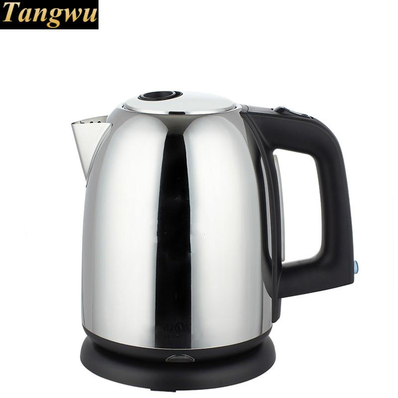 Electric kettle stainless steel quick boiling for the main body of bullet boil water цена