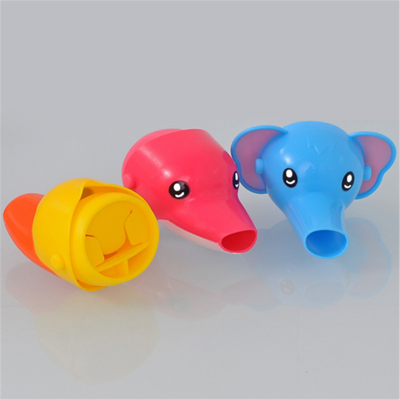 1pcs Bath Toy Baby Wash Bath Play cartoon Animals kawaii cute fun ...