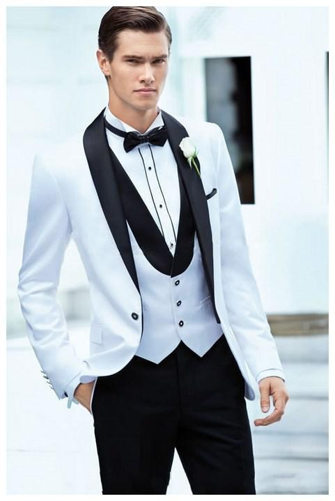 Online Get Cheap Men Black and White Formal Jacket -Aliexpress.com ...