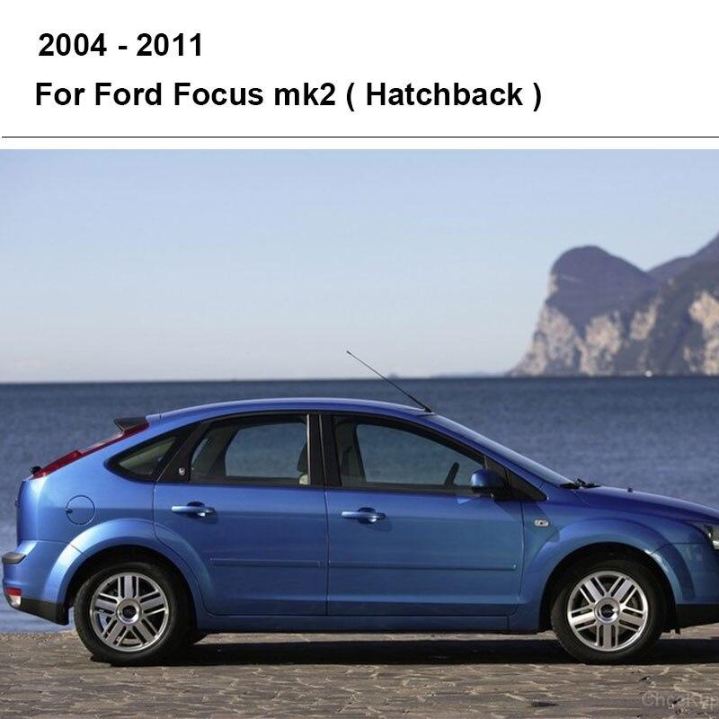 REFRESH Щетки стеклоочистителя для Ford Focus Mk2 / Mk3 Приспосабливаемые боковые штифты / кнопочные рукоятки Модель Год от 2004 до(Международная модель - Цвет: 2004 - 2011 (Hatch)