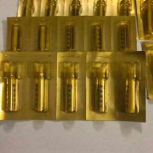 Image 1 - Tête dampoule de seringue de 50 pcs de 0.5 ml pour la seringue à eau de retrait de ride à haute pression de stylo hyaluronique