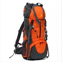 70L Professional Sport Bag Large Shoulders Backpack Waterproof Nylon Camping Hiking Climbing Bag Woman Bags DSB0002