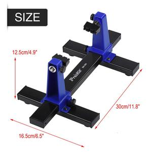 Image 2 - SN 390 Universal Adjustable Circuit Board Clamp PCB Holder Fixture Soldering Auxiliary Clamp For Mile Chips Motherboard Repair