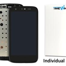 Работать 10 шт./лот для motorola xt1032 ЖК-с рамкой планшета Ассамблеи Замена без мертвых пикселей