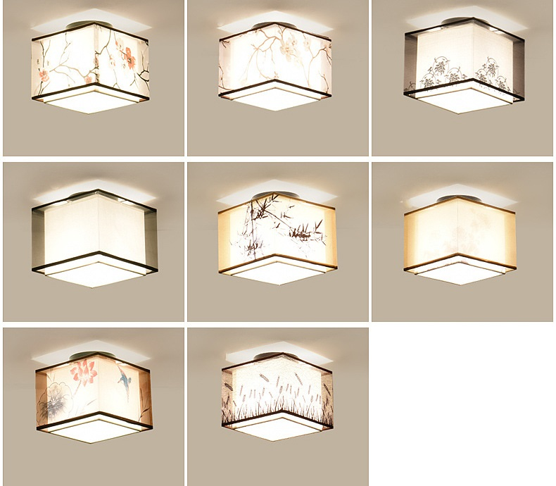 HTB10Hn0LFYqK1RjSZLeq6zXppXaV LED Ceiling Lights for Living Room | Living Room Ceiling Lights | Hot 17 Types Chinese Style LED Light Ceiling E27 110V 220V Fabric Ceiling Lamp for Living Room Aisle Balcony Porch