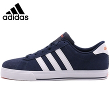 Original New Arrival 2016 Adidas NEO Men's Comfortable Blue Skateboarding Shoes Sneakers free shipping