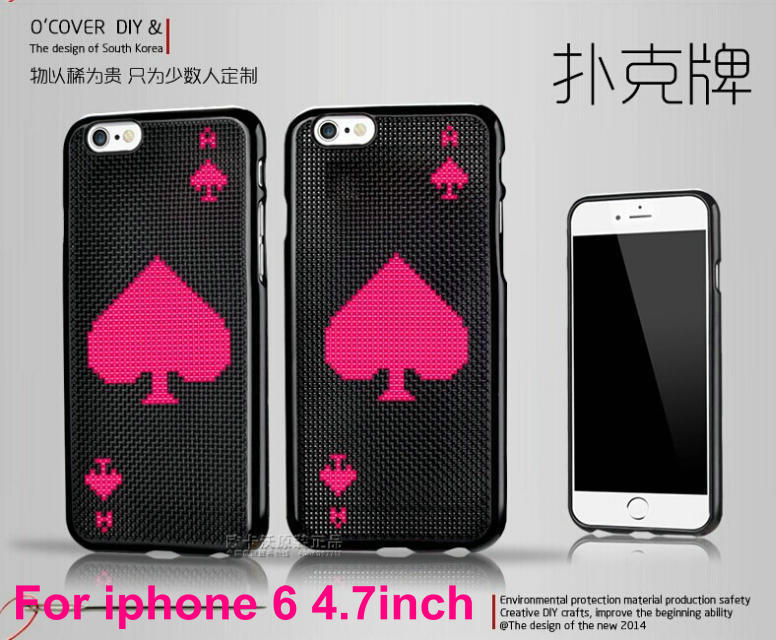 timeless design 7ab65 30576 US $3.99 |1PCS,Lovely Cross Stitch Phone Cases For iPhone 6s Case  Embroidering Cross Stitch Phone Case For iPhone 6s plus Cases on  Aliexpress.com | ...