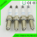 PLFR5A11 PLFR6A11 Car Styling Spark Plug 224015 M016 For Nissan Infiniti FX35 FX45 OEM# PLFR5A-11 22401-5M016 22401-5M015