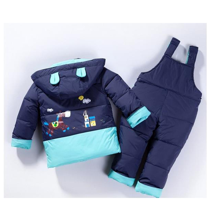 cartoon-baby-Children-boys-girls-winter-warm-down-jacket-suit-set-thick-coatjumpsuit-baby-clothes-set-kids-jacket-animal-Horse-3